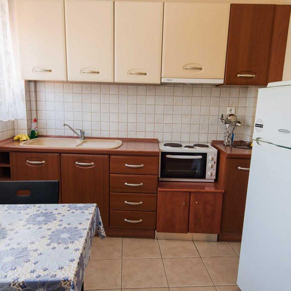 Helena's Apartments - Kitchen Superior