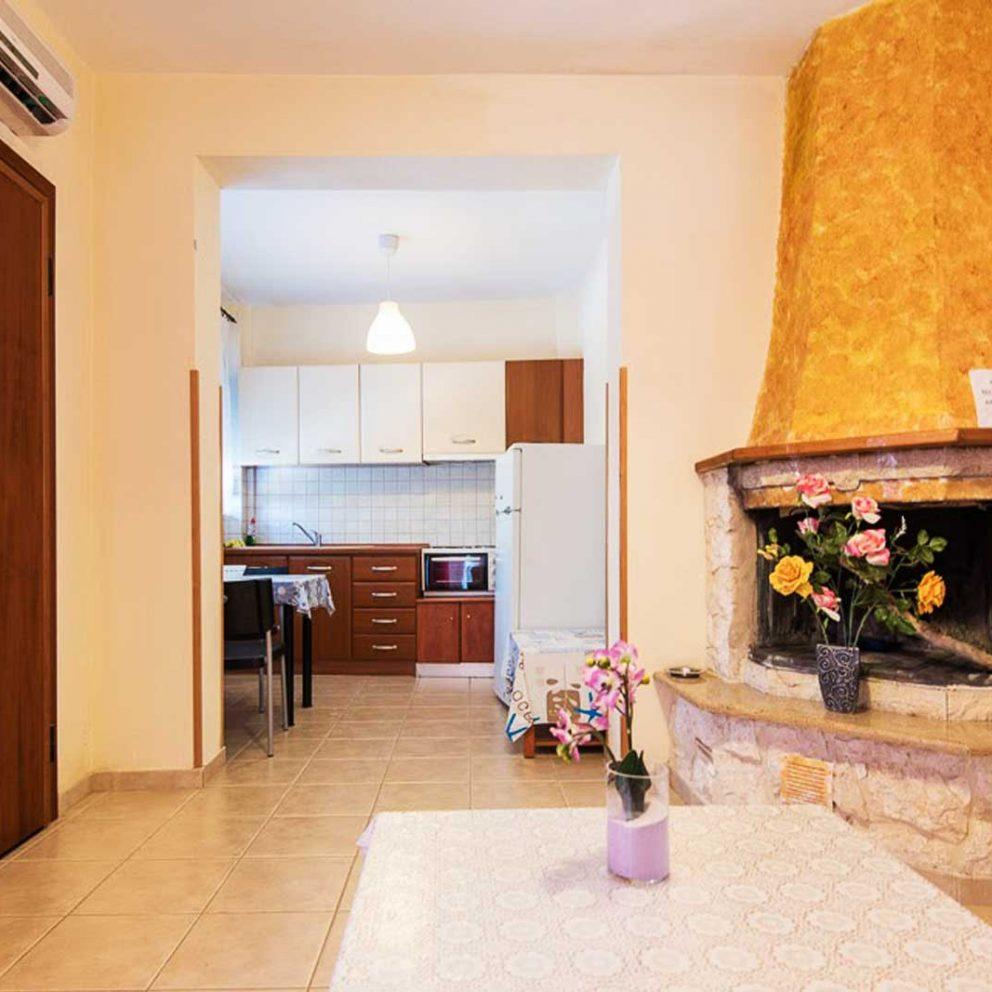 Helena's Apartments - Superior Living-room