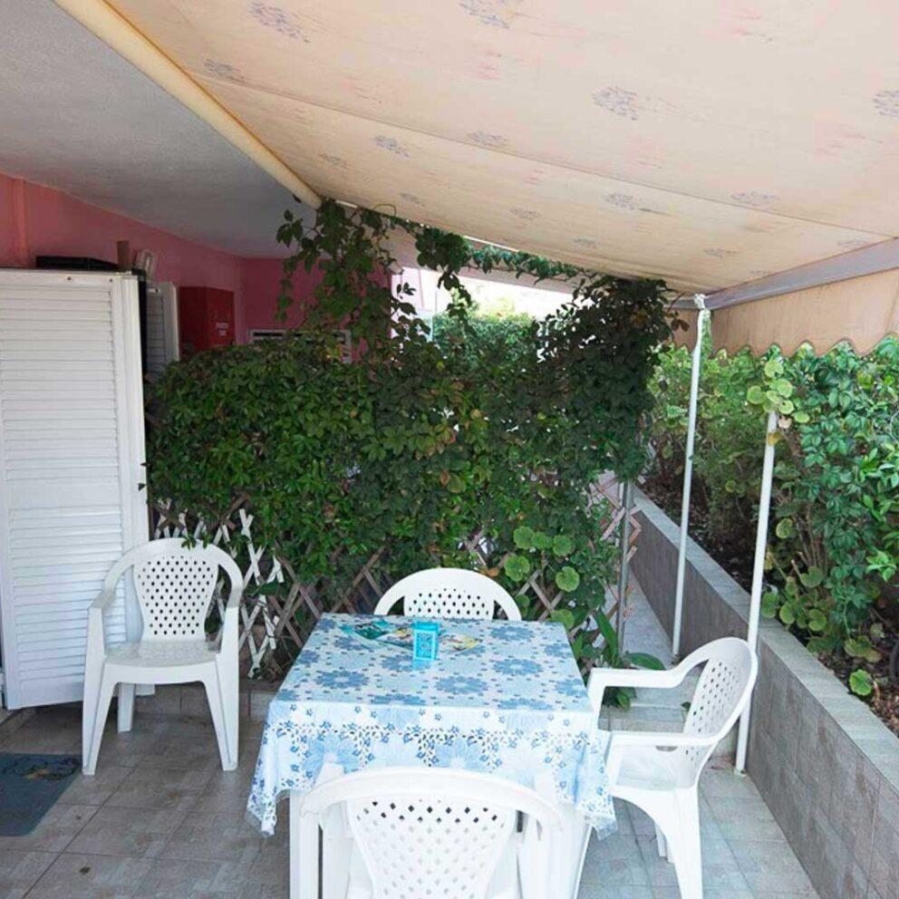 Helena's Apartments - Studio terrace